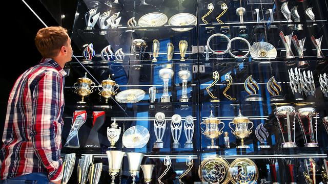 Red Bull recover some of their stolen trophies