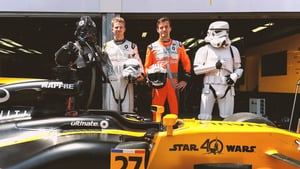 Renault join forces with Star Wars to celebrate 40 years