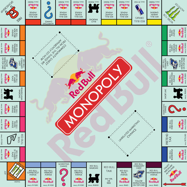 Red Bull's F1 Monopoly