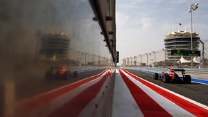 Red Bull, Ferrari, Mercedes and Toro Rosso prepare for Bahrain test