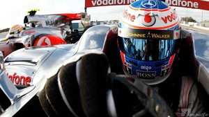 Button confirms he is still confident after Bahrain