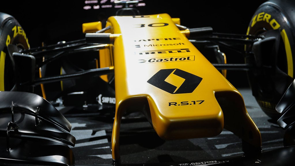 Renault launch the R.S.17 and prepare for a full season assault