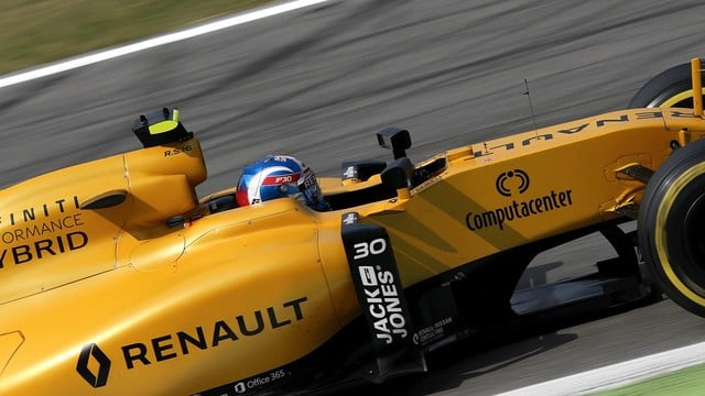 BP and Castrol join forces with Renault F1 for five year deal