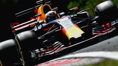 Sidepodcast: Daniel Ricciardo leads Friday practice at the Hungaroring