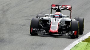Twelfth was far from Grosjean's most spectacular results this season