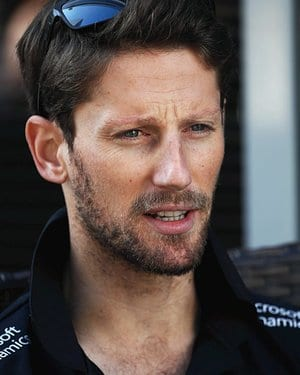 Grosjean put in a great drive which should help consolidate sixth for Lotus