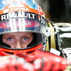 The future should be looking brighter for Grosjean