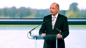 Ron Dennis returns to the fore, as CEO of McLaren Group