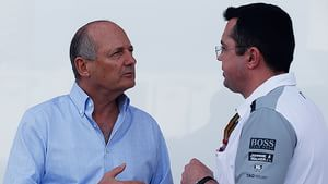 McLaren put distance between themselves and Force India