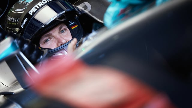 Rosberg was on fire and took a much-needed win