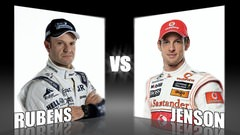 Sidepodcast: Character Cup 2010 - Round 2, Rubens Barrichello vs. Jenson Button