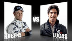 Sidepodcast: Character Cup 2010 - Round 1, Rubens Barrichello vs. Lucas di Grassi
