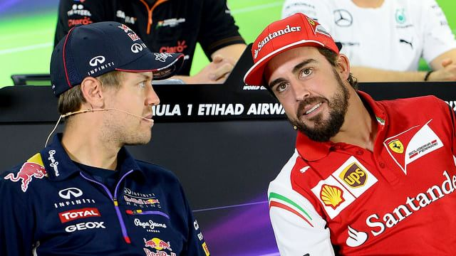 Ferrari confirm Alonso's departure and Vettel's arrival