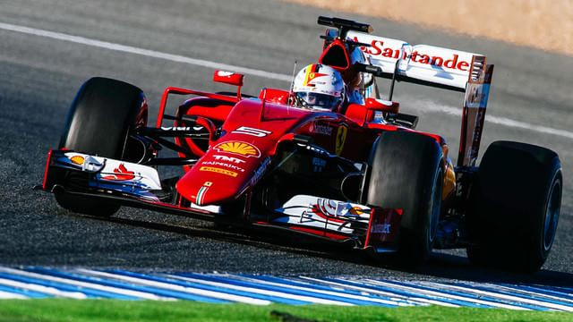 Vettel and Alonso make competitive debuts in Jerez
