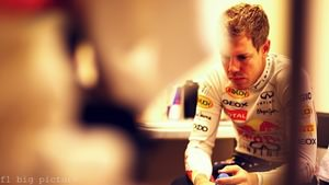Sebastian Vettel prepares for the prospect of becoming a double World Champion