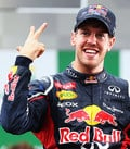 Third consecutive title makes Vettel F1's youngest triple champion