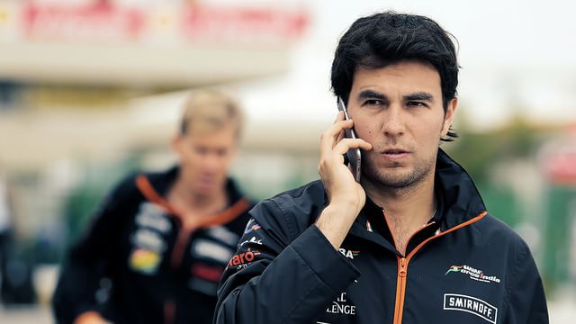 Sergio Pérez set to stay with Force India for a second season