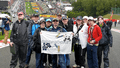 How our friends got the word out at Spa-Francorchamps