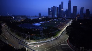 Singapore organisers confirm changes to the circuit