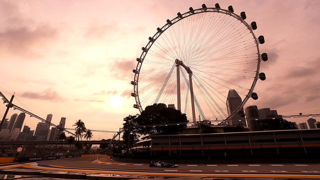 Singapore to feature on F1 calendar until 2021