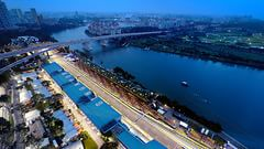 Sidepodcast: Qualifying results - Singapore 2014