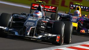 Sirotkin makes the most of his F1 debut