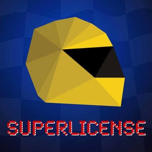 Superlicense F1 logo