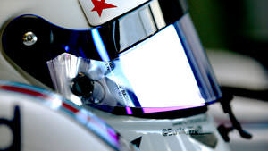 Susie Wolff's F1 practice debut comes to an abrupt end