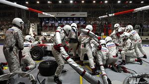 Singapore make changes to the circuit ahead of GP