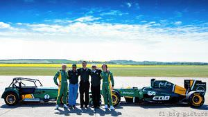 Tony Fernandes celebrates his birthday by purchasing Caterham