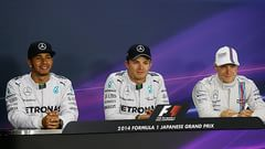 Sidepodcast: Qualifying highlights - Japan 2014