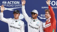 Sidepodcast: Hamilton takes pole as Ferrari settle for second row in front of home crowd
