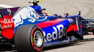 Toro Rosso move to fourth in the standings