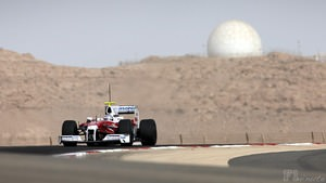 Jarno Trulli confident as his testing stint in Bahrain ends