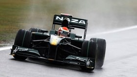 Friday in Germany appears to be a bit on the damp side and so far today that has mixed up the running order something chronic. Free Practice is never a reliable marker, but what about in the wet? What can we try and deduce from the next 90 minutes?