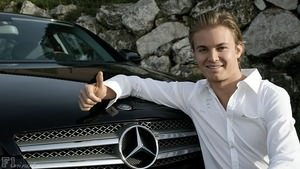 Mercedes confirm Nico Rosberg for 2010 season