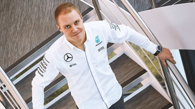 Bottas replaces Rosberg at Mercedes, Massa returns