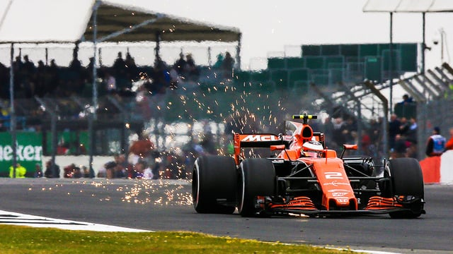 Vandoorne delivers on promise