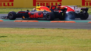 Verstappen takes victory but all eyes are on the title battle