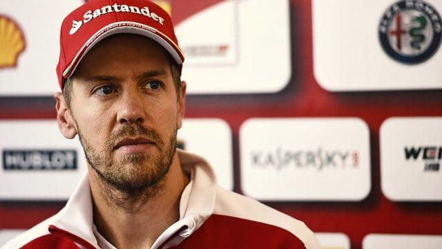 Vettel deserves credit for a drive that saw him compete on pace