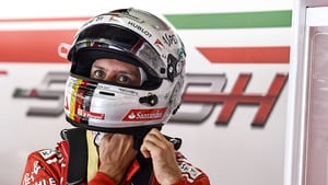 Vettel has mechanical problems in Spanish practice session