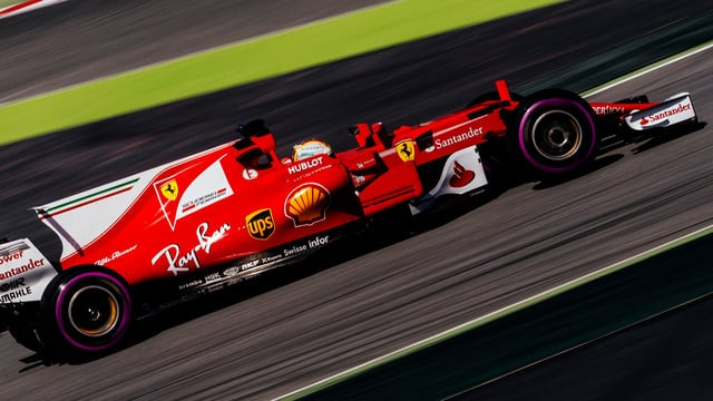 Vettel goes fastest on the penultimate day