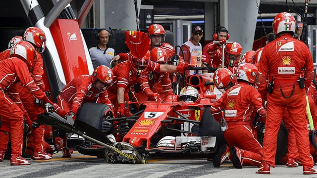 Final Malaysia F1 race gets the Bullish ending it deserves