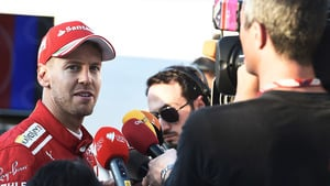 Vettel gets his season off to the best possible start