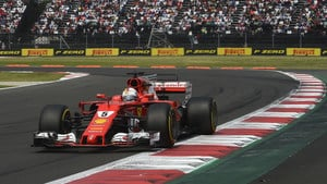 Vettel goes fastest as he tries to fight to second