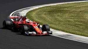 Vettel takes top spot as Hamilton misses out on pole target