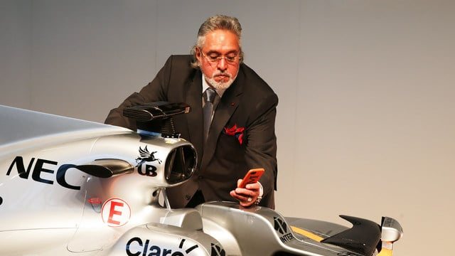 Mallya hits out at Renault boss and anyone who doubts Force India
