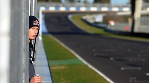 Brendon Hartley steps up as Red Bull reserve driver