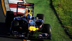 Mark Webber finishes fifth in the Australian Grand Prix