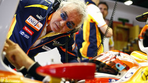 Flavio Briatore set to improve the show of F1